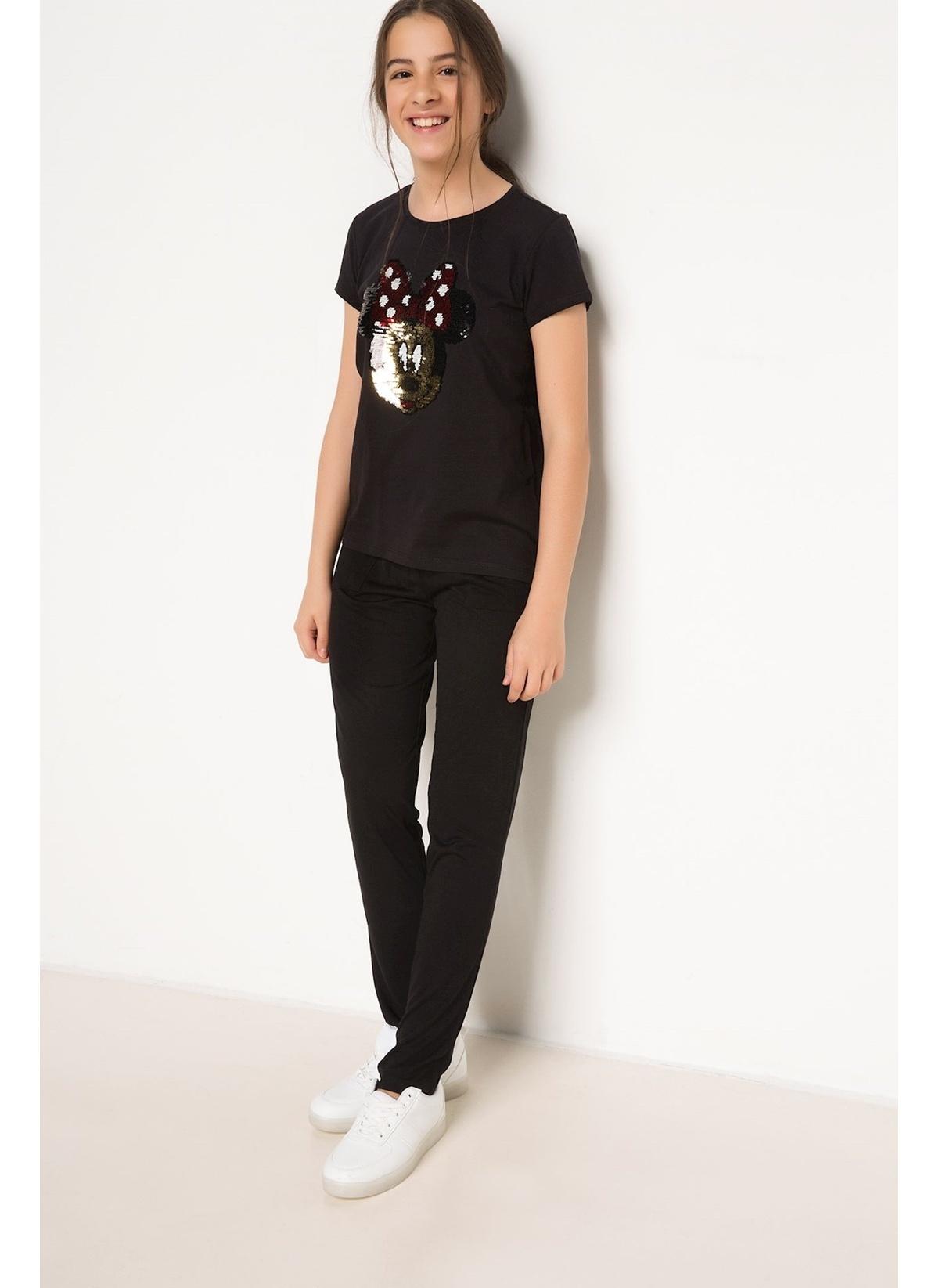 Defacto Pantolon G8327a6z17spbk27 Genç Kız Pantolon – 19.99 TL